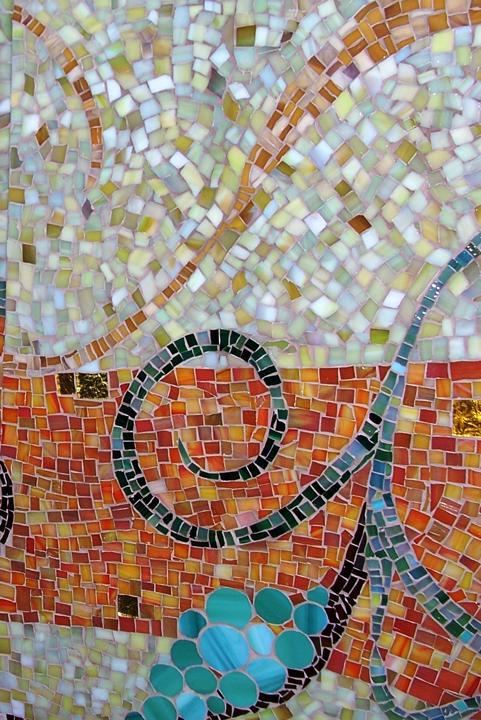 Mosaic artwork Brandi Fletcher