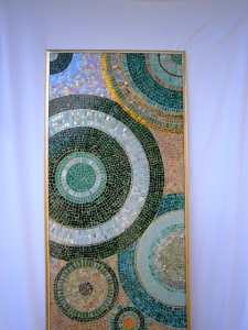 glass mosaic brandi fletcher