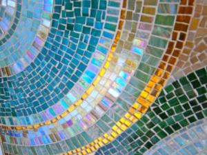 mosaic close up, colorful mosaic, brandi fletcher, glass