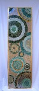 wallhanging mosaic, original mosaic