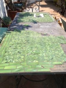 mosaic repair, brandi fletcher mosaic design